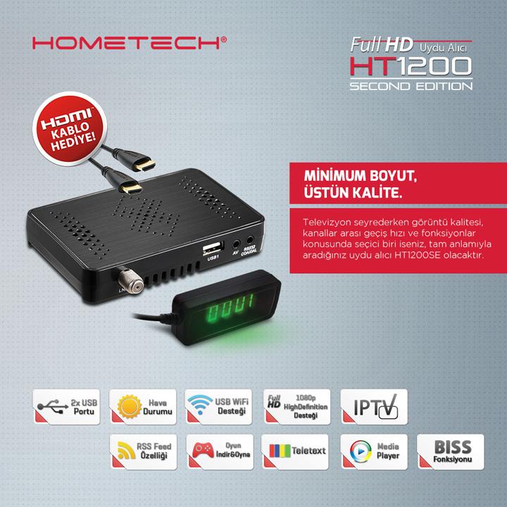 HOMETECH HT 1200 SE FULL HD