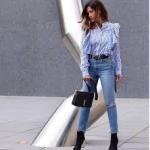 Kısa Jean Pantolon Modelleri