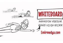 Whiteboard Animasyon Reklam Videoları İle Etkili Tanıtım
