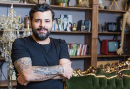 Dünyaca Ünlü Kuaför ve Saç Tasarımcısı Toprak Şeker