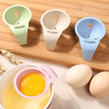 Yumurta Sarısı Ayırıcı Alet