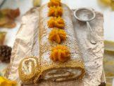 Bal Kabaklı Rulo Pasta