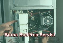 Buderus Bursa Kombi Servisi